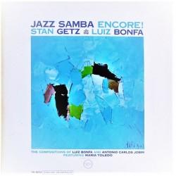 Stan Getz - Luiz Bonfá – Jazz Samba Encore! - LP Vinyl Album