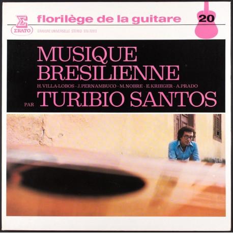 Turibio Santos – Musique Brésilienne - LP Vinyl Album