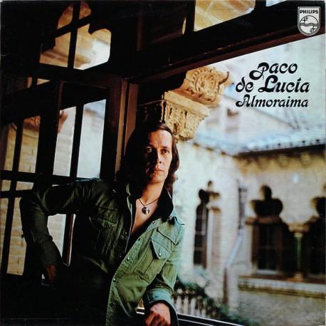 Paco De Lucía – Almoraima - LP Vinyl Album
