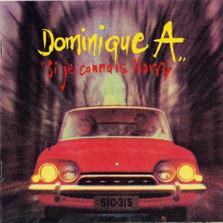Dominique A. – Si Je Connais Harry - CD Album 12 Tracks
