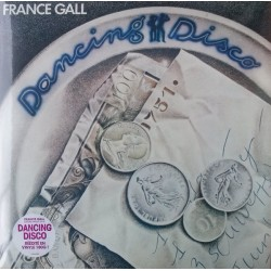 France Gall ‎– Dancing Disco - LP Vinyl Album Edition 180 GR.