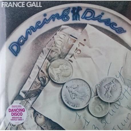 France Gall – Dancing Disco - LP Vinyl Album Edition 180 GR.