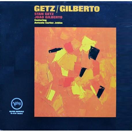 Stan Getz - João Gilberto Featuring Antonio Carlos Jobim – LP Vinyl Album