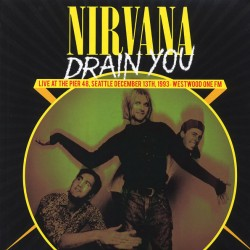 Nirvana ‎– Drain You - LP Vinyl Album