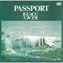 Passport ‎– Iguaçu - LP Vinyl Album