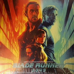 Hans Zimmer & Benjamin Wallfisch ‎– Blade Runner 2049 - Original Motion Picture Soundtrack - Double LP Vinyl