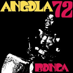 Bonga - Angola 72 - LP Vinyl Album - Limited Edition