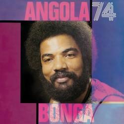 Bonga E Seu Conjunto Tião Bonga – Angola 74 - LP Vinyl Album - Limited Edition