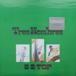 ZZ Top – Tres Hombres - Limited Edition Coloured Green - LP Vinyl Album