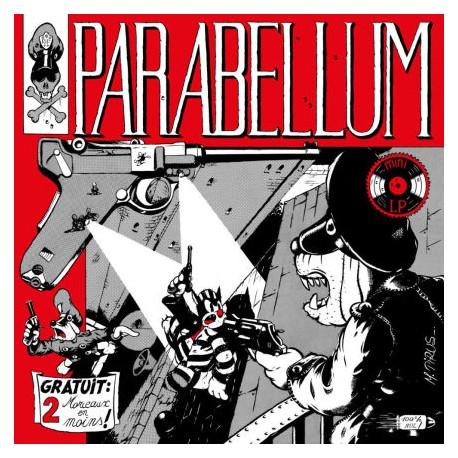 Parabellum – Gratuit 2 Morceaux En Moins - LP Vinyl Album