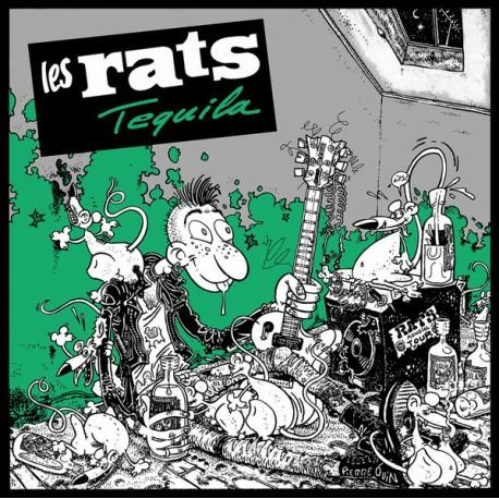 Les Rats – Tequila - LP Vinyl Album
