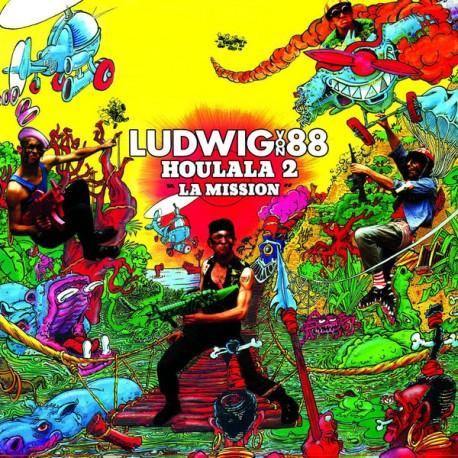 Ludwig Von 88 – Houlala 2 La Mission - LP Vinyl Album