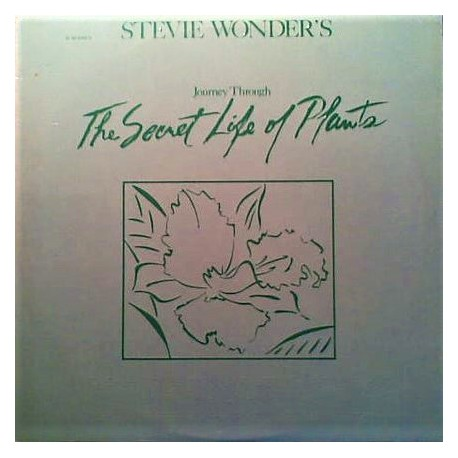 Stevie Wonder ‎– Journey Through The Secret Life Of Plants - Double LP Vinyl Album
