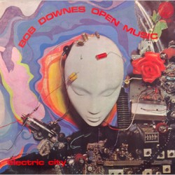 Bob Downes Open Music ‎– Electric City - LP Vinyl Album