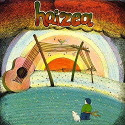 Haizea ‎– Haizea - LP Vinyl Album - Basque Music