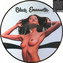 Nico Fidenco ‎– Black Emanuelle - LP Vinyl Album - Picture Disc Edition