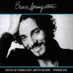 Bruce Springsteen ‎– Fifth Of February, Bryn Mawr - LP Vinyl Album