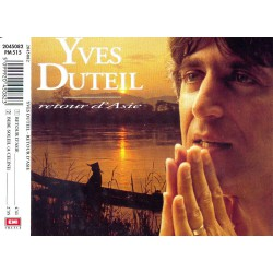 Yves Duteil - Retour D'Asie - CD Maxi