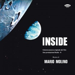 Mario Molino ‎– Inside - LP Vinyl Album - Limited Edition