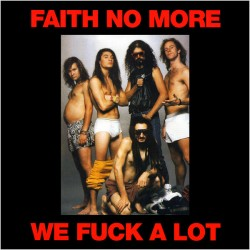 Faith No More ‎– We Fuck A Lot - LP Vinyl Album Coloured