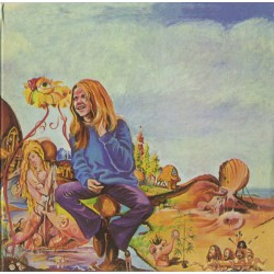 Blue Cheer ‎– Outside Inside - LP Vinyl Album Gatefold