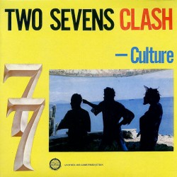 Culture ‎– Two Sevens Clash - LP Vinyl Album