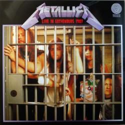 Metallica – Live in Gothenburg 1987 - Double LP Vinyl Album