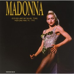 Madonna ‎– Reunion Arena Dallas, Texas. Monday May 7Th, 1990 - Double LP Vinyl Album