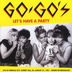 Go-Go's ‎– Let's Have A Party - LP Vinyl Album