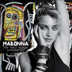 Madonna ‎– The First Album Anniversary - LP Vinyl Album Collector Coloured