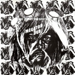 Lee Perry ‎– Megaton Dub - LP Vinyl Album