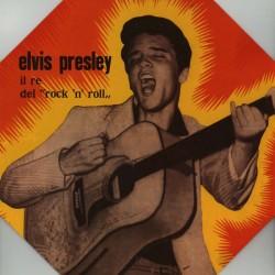 Elvis Presley - Il Re Del Rock'n'Roll - LP Vinyl Album Coloured - Limited
