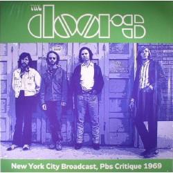 The Doors – New York City Broadcast, PBS Critique 1969 - LP Vinyl Album