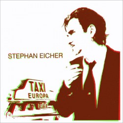 Stephan Eicher - Taxi Europa - CD Album Promo