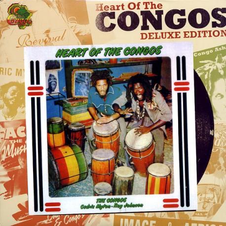 The Congos – Heart Of The Congos - Double LP Vinyl Album