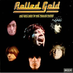 The Rolling Stones ‎– Rolled Gold - The Very Best Of The Rolling Stones - Double LP Vinyl Album