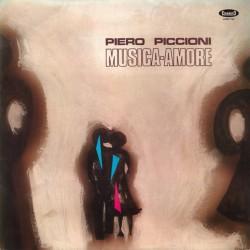 Piero Piccioni – Musica Amore - LP Vinyl Album