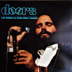 The Doors ‎– The Music Is Your Only Friend - LP Vinyl Album Coloured