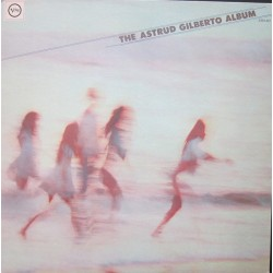 Astrud Gilberto ‎– The Astrud Gilberto Album - LP Vinyl Album