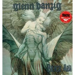 Glenn Danzig – Black Aria - LP Vinyl Coloured Red