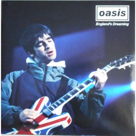 Oasis – England's Dreaming - LP Vinyl Album