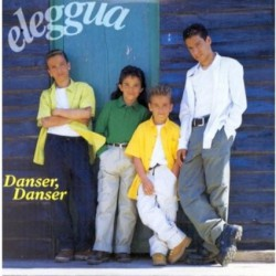 Eleggua - Danser, Danser - CD Maxi Single
