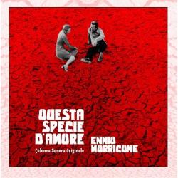 Ennio Morricone – Questa Specie D'Amore - LP Vinyl Album