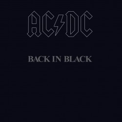 AC/DC ‎– Back In Black - LP Vinyl Album