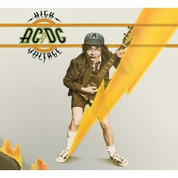 AC/DC ‎– High Voltage - LP Vinyl Album
