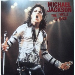 Michael Jackson ‎– The Thrill Is Back - Double LP Vinyl Album Coloured