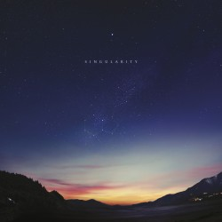 Jon Hopkins - Singularity - Double LP Vinyl Album - Coloured Blue - Limited Edition