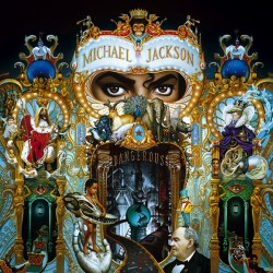 Michael Jackson - Dangerous - Double LP Vinyl Album