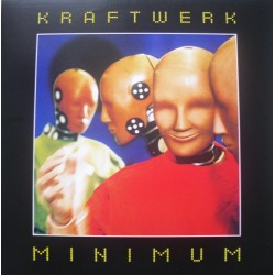 Kraftwerk ‎– Minimum-Maximum - Double LP Vinyl Album