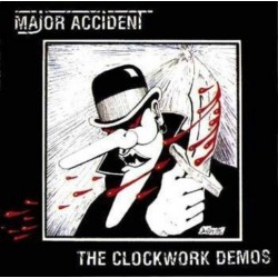 Major Accident ‎– The Clockwork Demos - LP Vinyl Album
